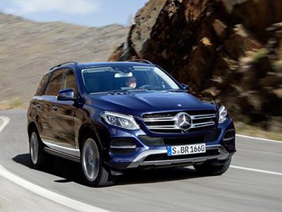 Официально представлен кроссовер Mercedes-Benz GLE 2016-ого года