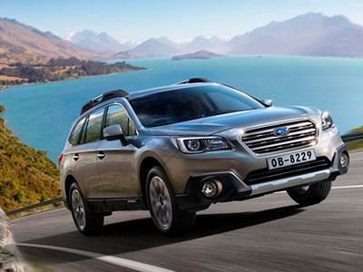 Subaru поделилась сведениями о российской модификации Outback нового поколения