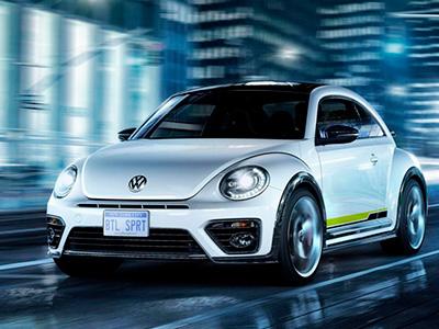 Volkswagen представил 4 концепта на платформе Beetle