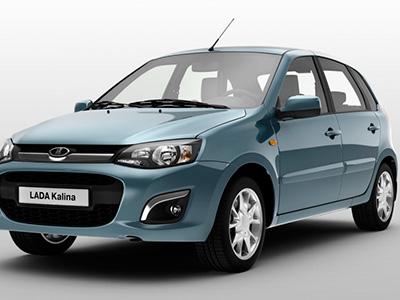 Официально поступило на продажу новое семейство Lada Kalina