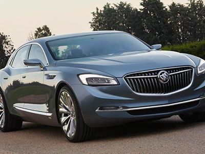 Встанет ли на конвейер концептуальный седан Buick Avenir?