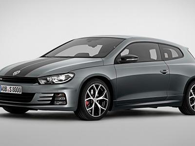 В Шанхае будет представлен обновленный автомобиль Volkswagen Scirocco GTS