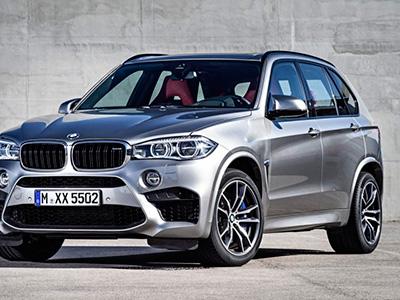 На российском рынке стартуют продажи «заряженных» моделей BMW X5 M и X6 M