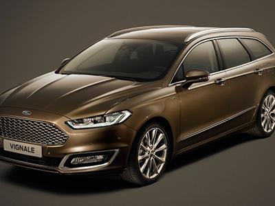 Ford Motor Company стартует продажи в Европе нового семейства Ford Vignale Mondeo