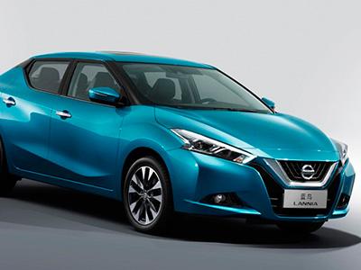 На авто шоу в Шанхае показали серийный Nissan Lannia