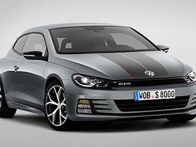 Volkswagen распространил информацию о стоимости обновленного Scirocco GTS