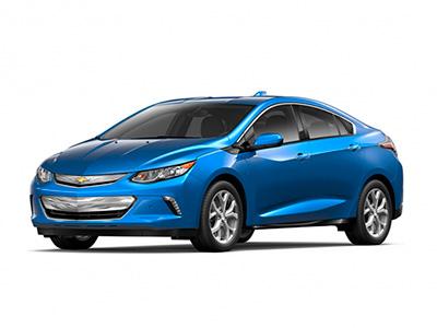 Известна стоимость гибридного автомобиля Chevrolet Volt