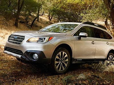 Стартовал прием предварительных заказов на новый Subaru Outback в РФ