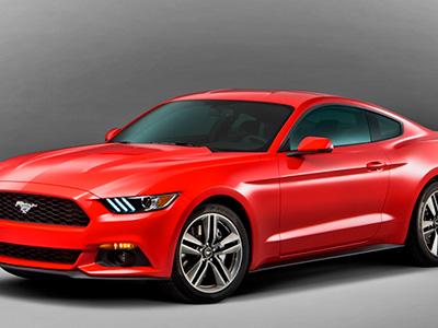 Реализация модернизированного Ford Mustang в России начнется этим летом