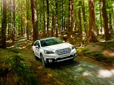 Известны цены нового универсала Subaru Outback в России