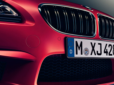Заряженный автомобиль BMW M6 приобрел высокопроизводительный пакет