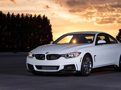 BMW продемонстрировал новое купе 435I ZHP