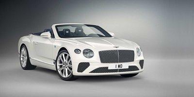 Производители Bentley создали особую версию кабриолета Континенталь GT, которая посвящена Баварии