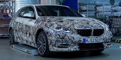 Компания БМВ рассказала о дизайне новой модели 1-Series