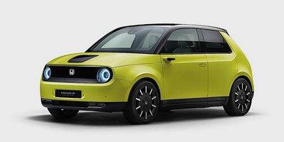 Компания Хонда объявила о начале приёма заказов на электрический ситикар Хонда е