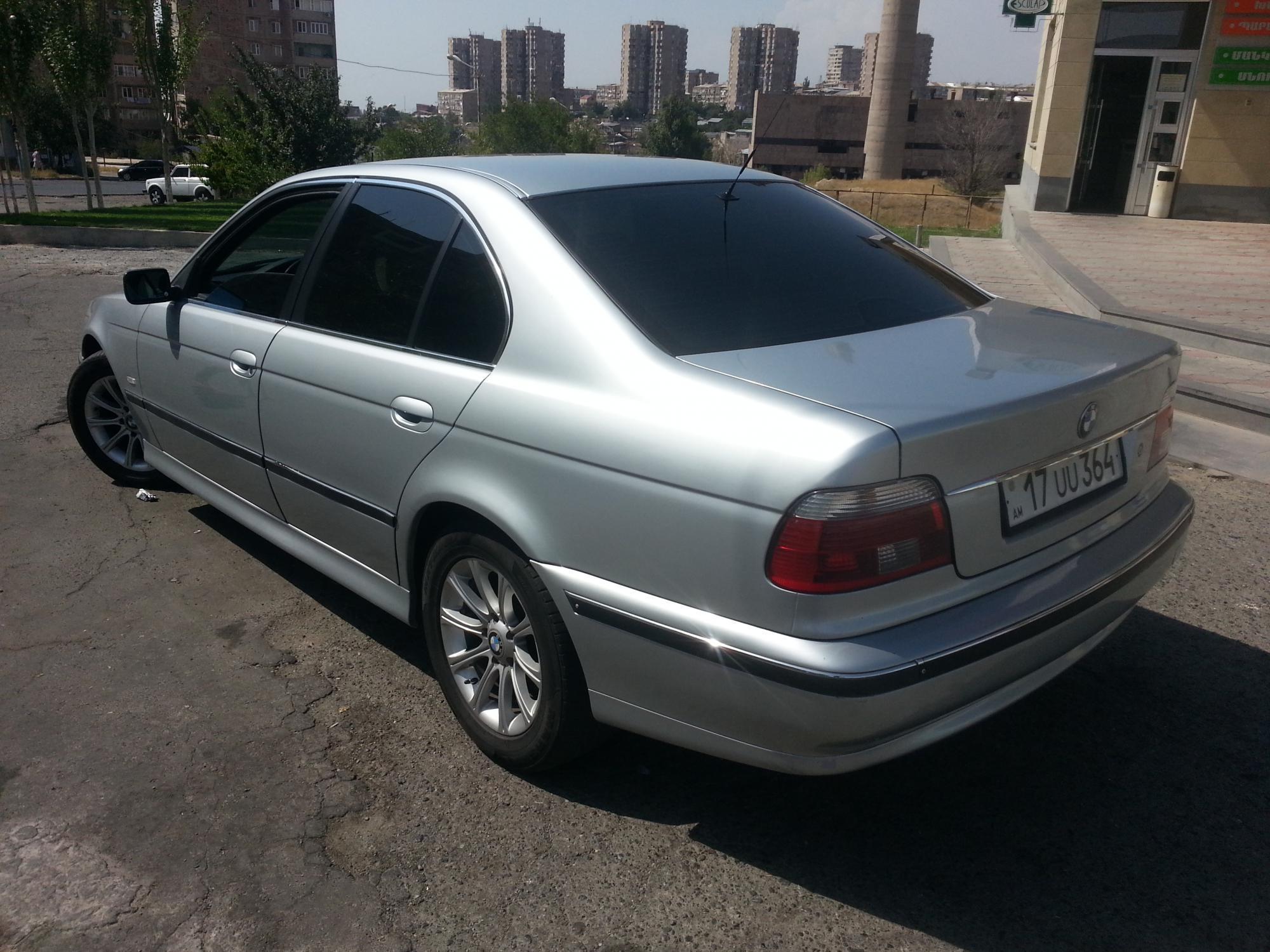 BMW 5-серия E39 528i